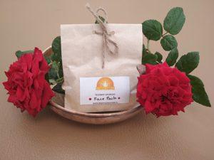 Rose-facepack